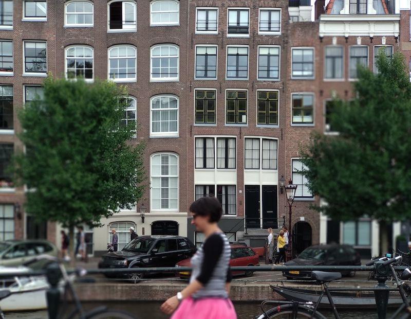 qué ver en el centro de Ámsterdam