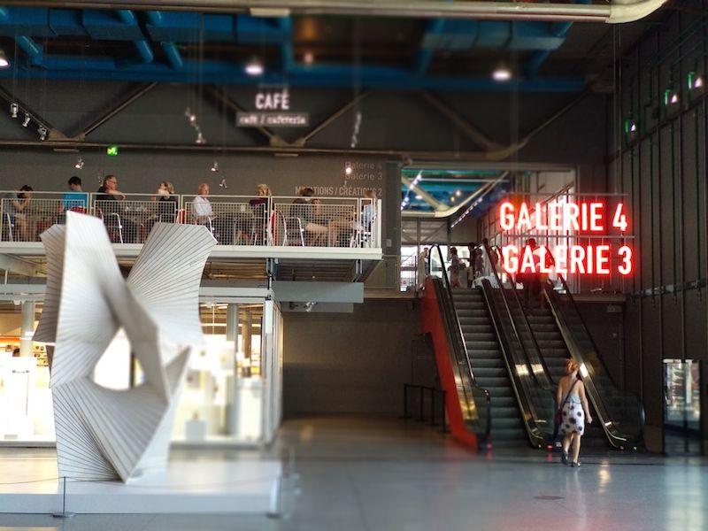 cuántos museos hay en París