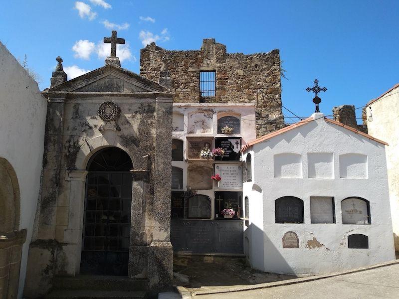 visitar el cementerio de Trujillo