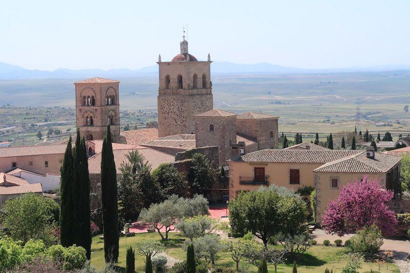 qué iglesias ver en Trujillo