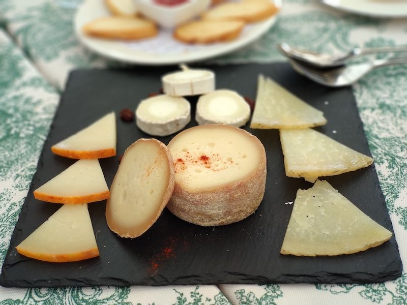 qué queso comer en Trujillo