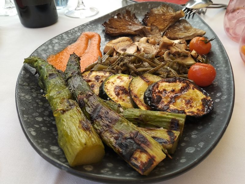 verduras en Trujillo