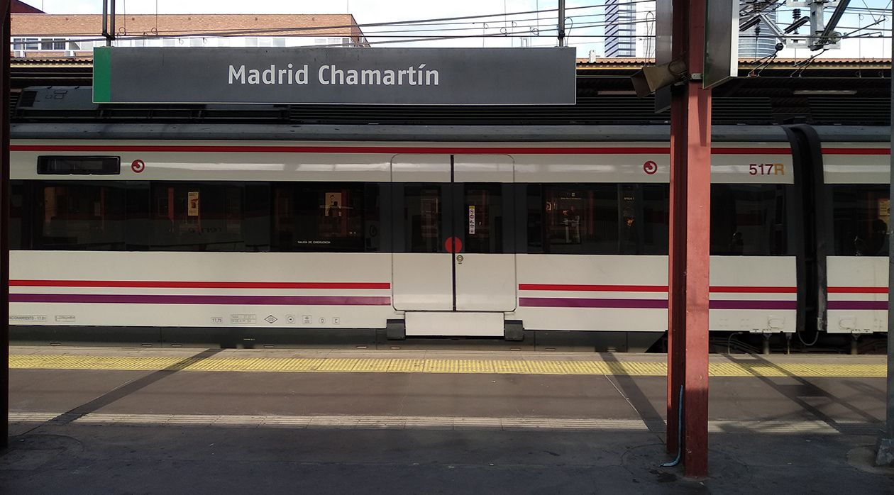 cómo ir de Chamartín a Atocha