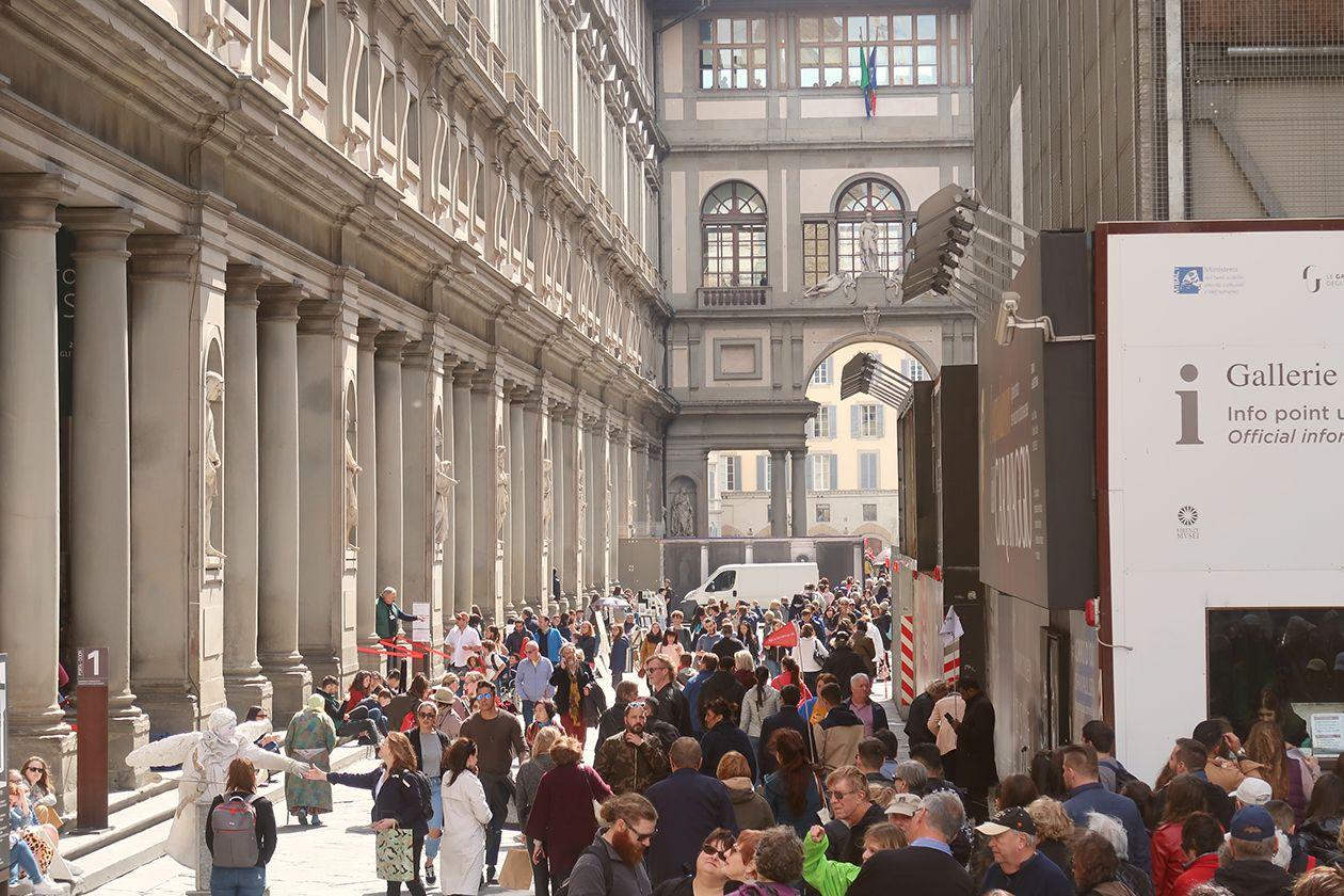 Guía de los museos de Florenci