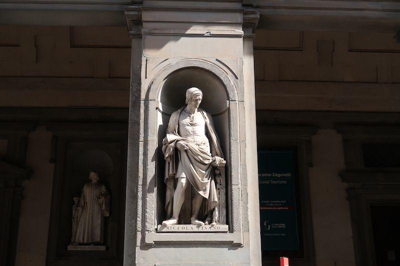 cómo llegar a los Uffizi