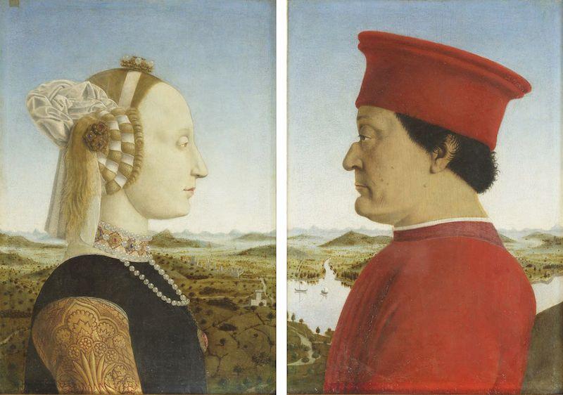 Cuadros imprescindibles en los Uffizi