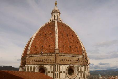 Visita a la cupula del Duomo de Florencia