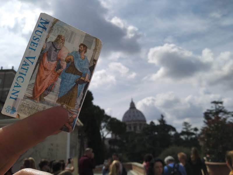 monumentos roma comprar entradas