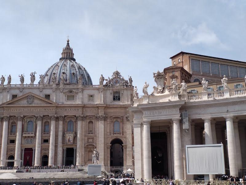 comprar entradas cúpula del Vaticano