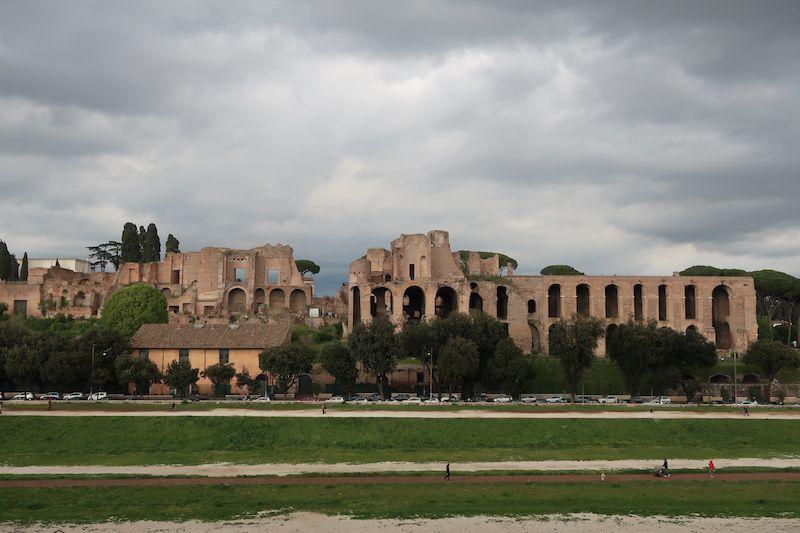 horarios del circo massimo roma