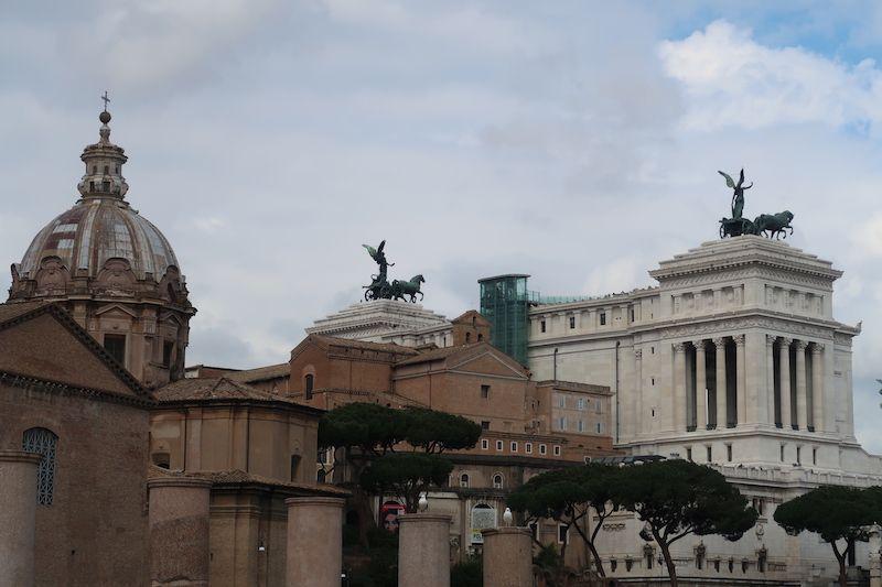 horarios de los monumentos roma
