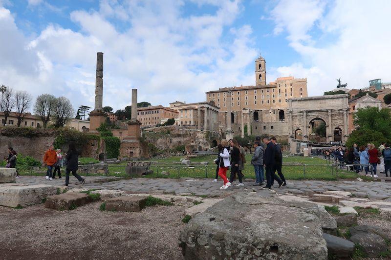 horarios y precios monumentos roma 2019
