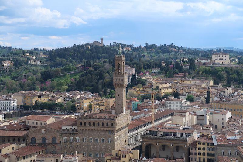 Qué ver en Florencia en un día