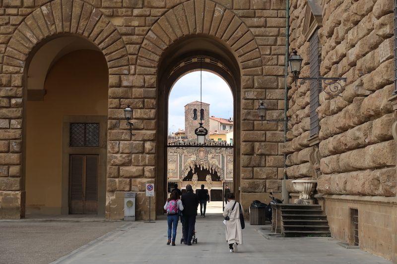 qué ver en el palacio Pitti de Florencia