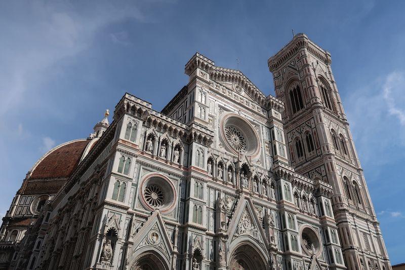 qué ver gratis en Florencia