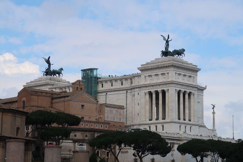 mirador vittoriano roma