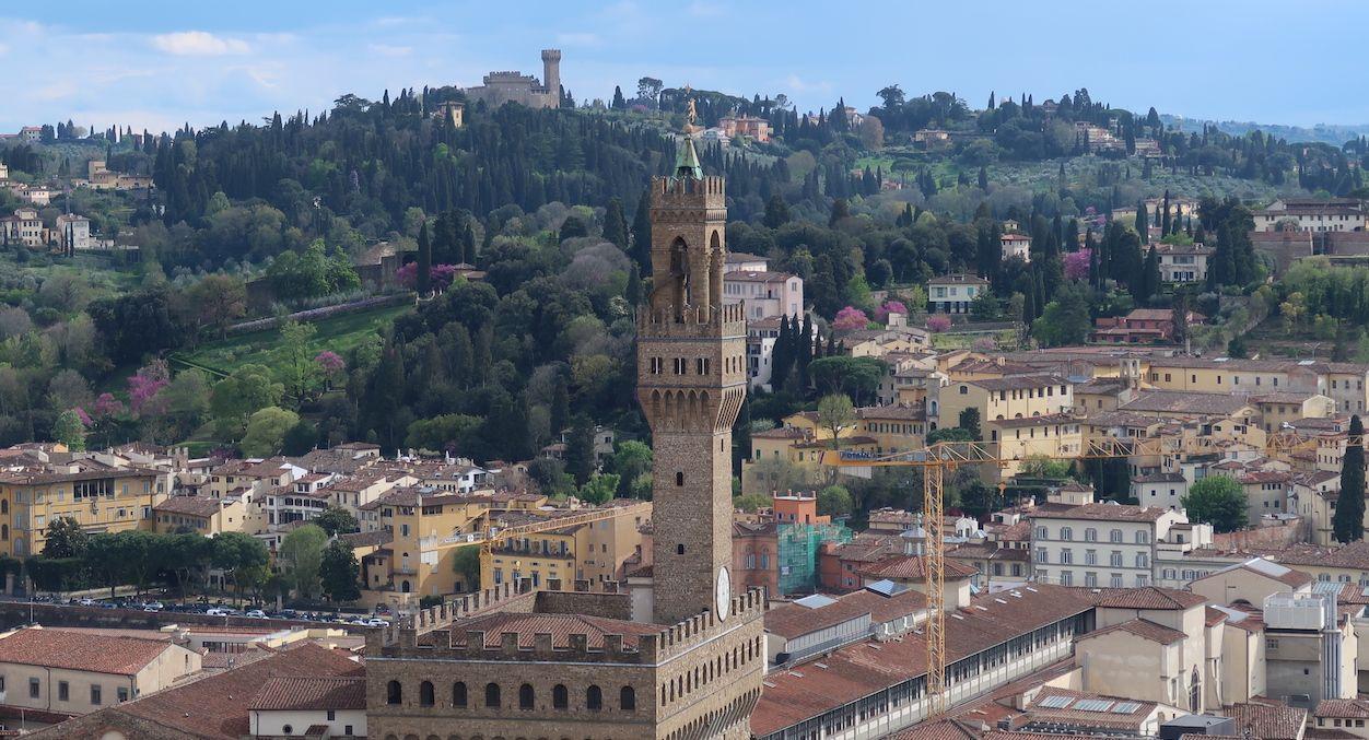 viajar a Florencia solo