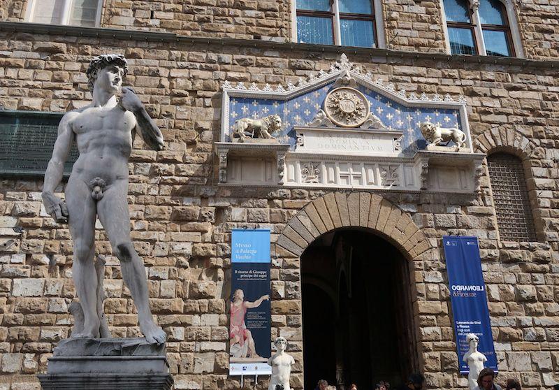 monumentos gratis de Florencia