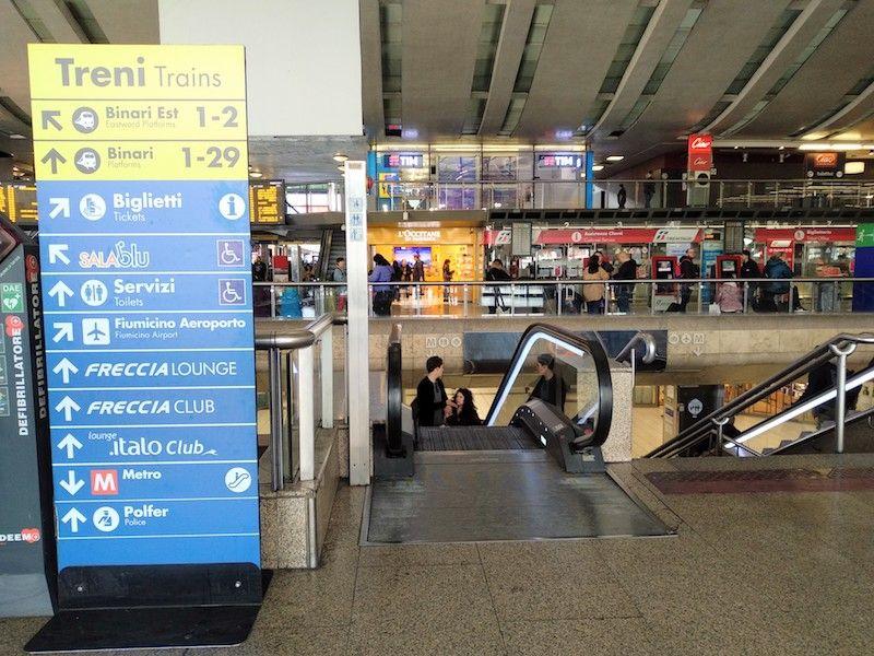 Termini roma aeropuerto