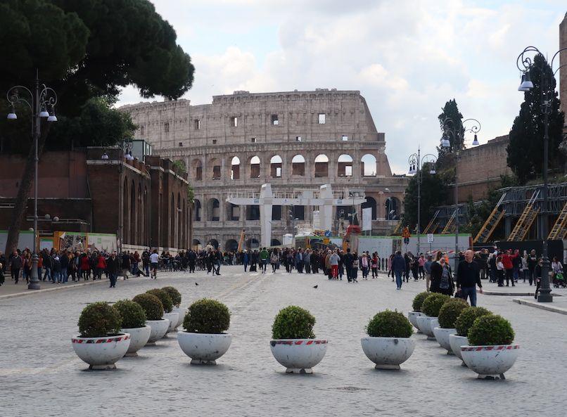 curiosidades sobre la roma antigua