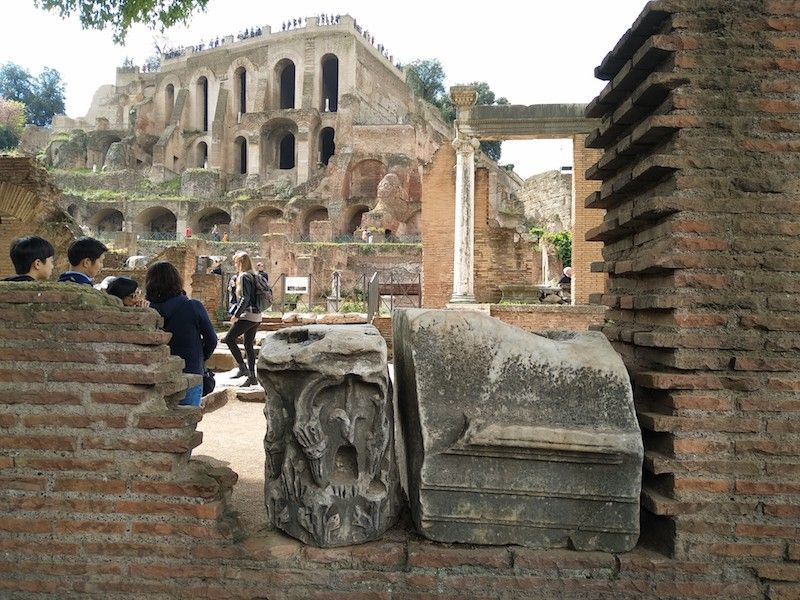 curiosidades sobre turismo de Roma