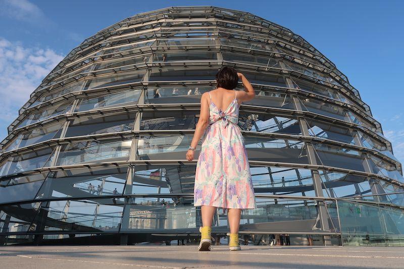 berlin reichstag dome