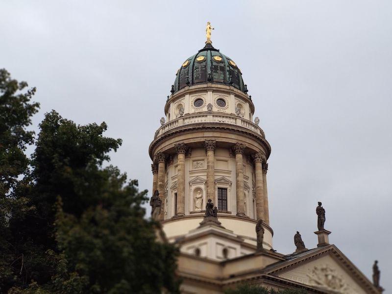 berlin iglesias gemela