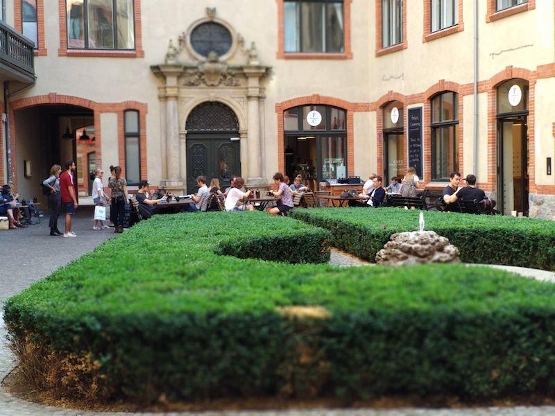 patios de berlín