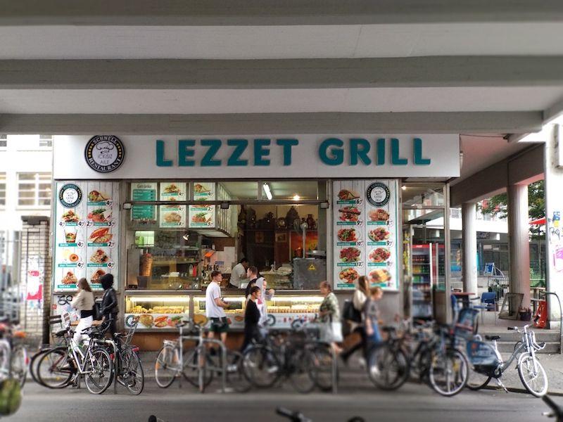 cosas curiosas de la comida en Berlín