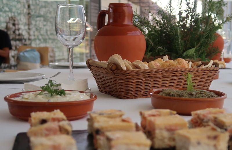 Comida en Villa de Veranes Gijón
