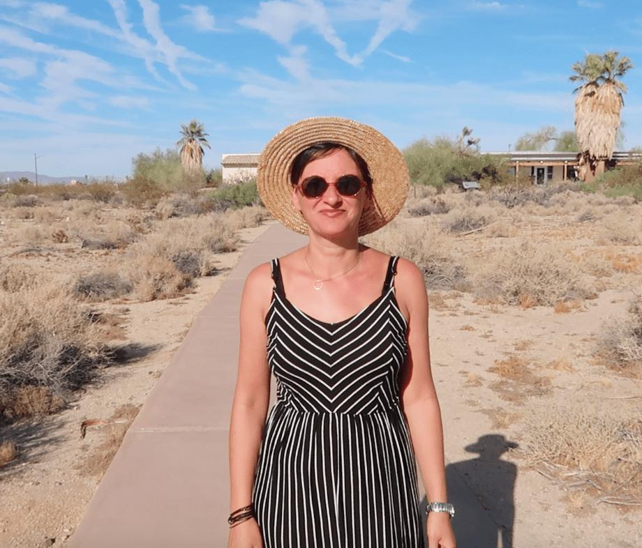 oasis Mara en Mojave