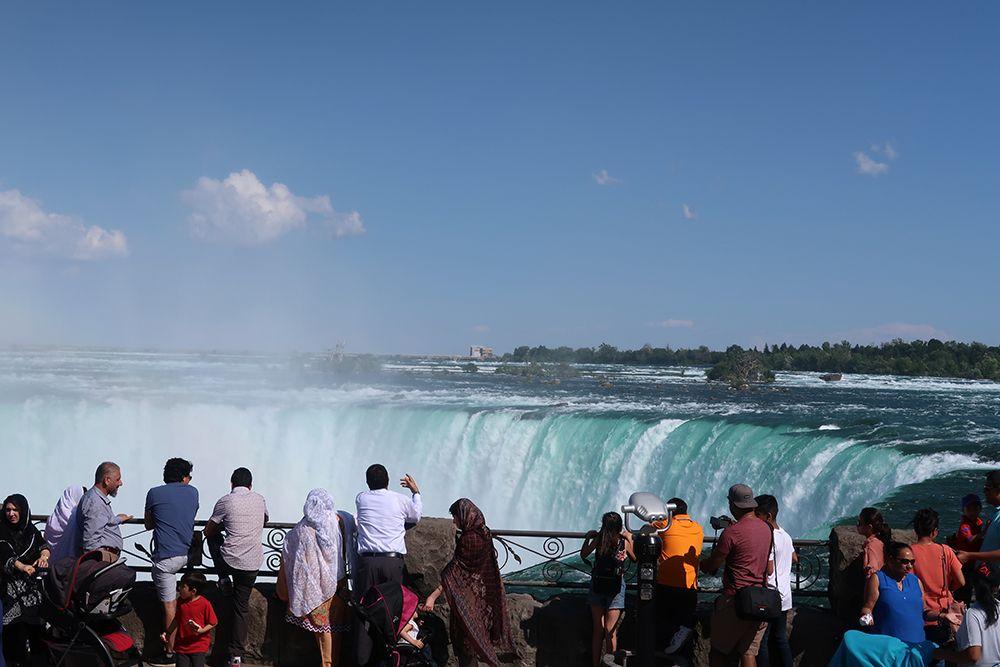 Cómo viajar a Canadá desde Nueva York