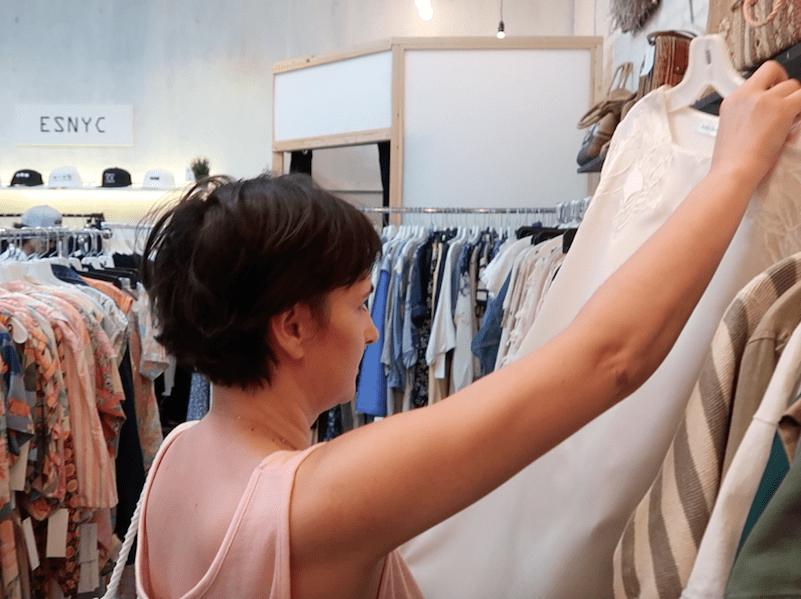 mercados ropa en nueva york