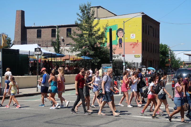 barrios alternativos en nueva york