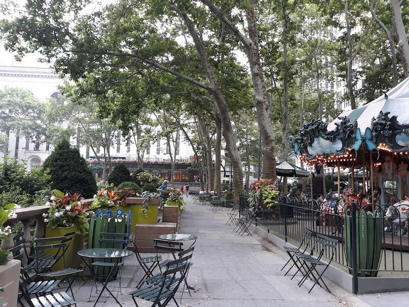 jardines nueva york