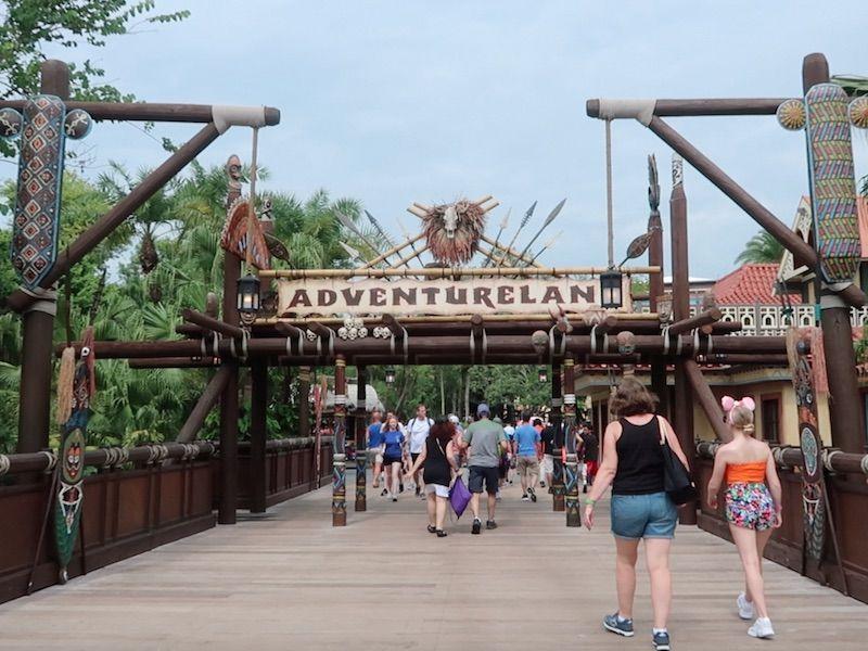 Adventureland Orlando
