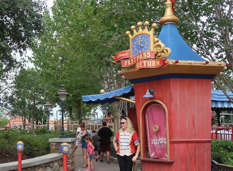 FastPass Magic Kingdom