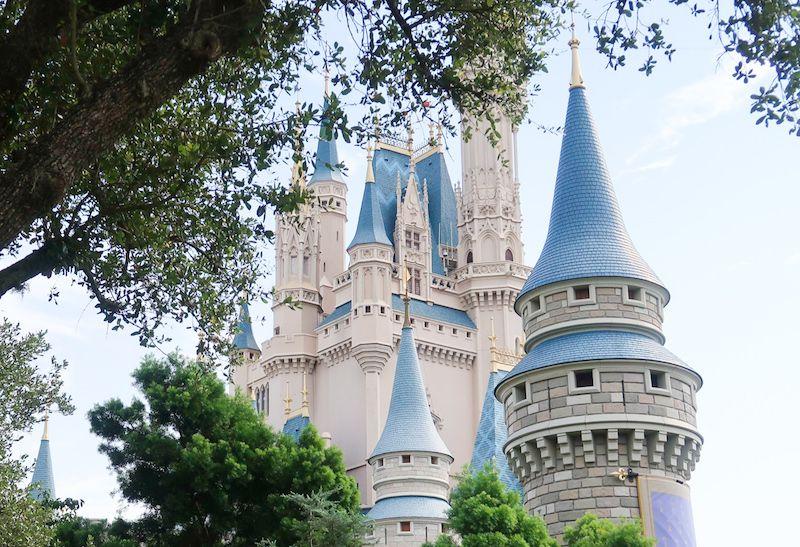 Visitar Magic Kingdom