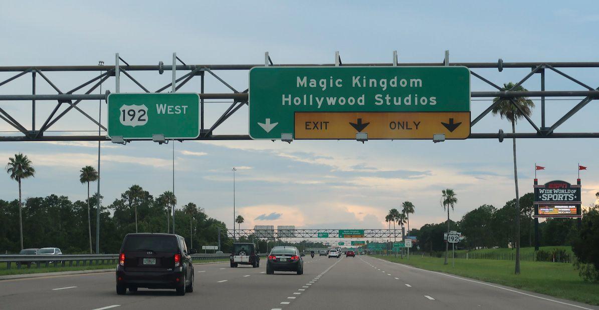 Cómo llegar a Magic Kingdom
