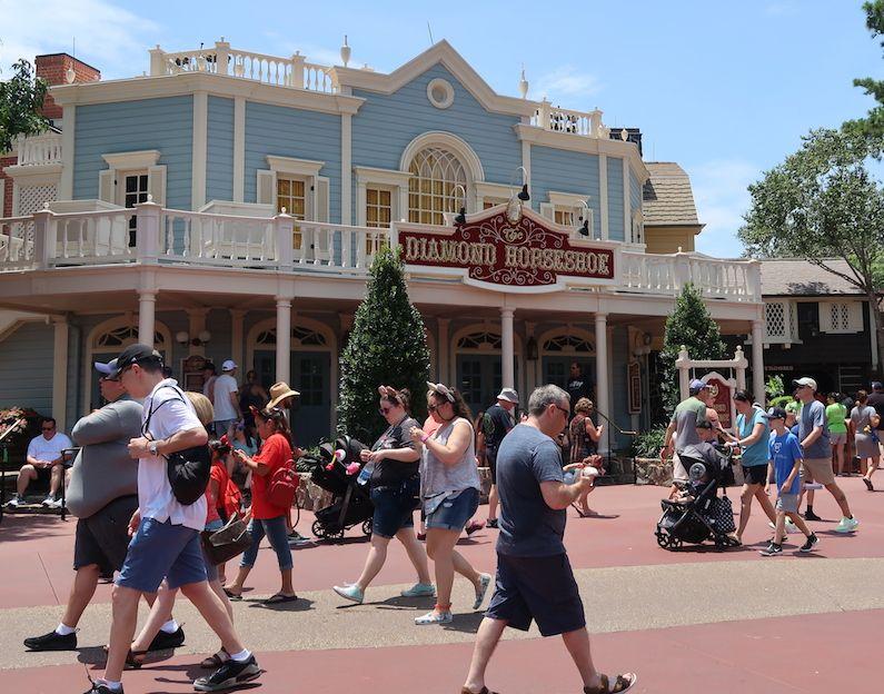 restaurantes magic Kingdom