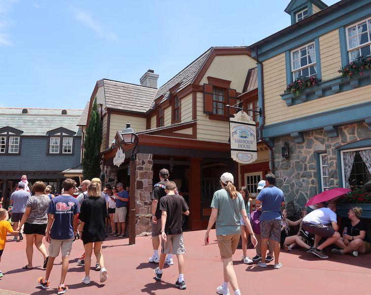restaurantes baratos en Magic kingdom