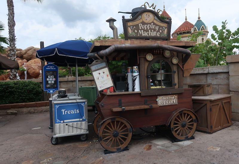 cuánto cuestan las bebidas en Magic Kingdom