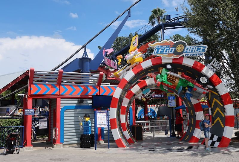 parques de Orlando Legoland