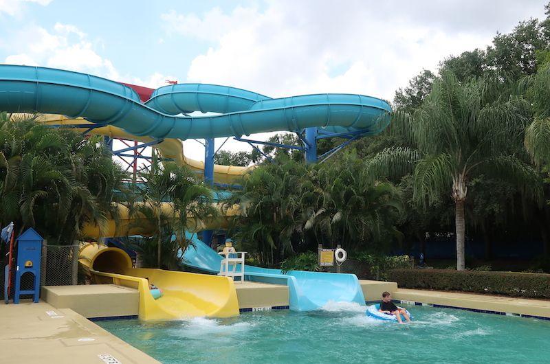 parques acuáticos de Orlando