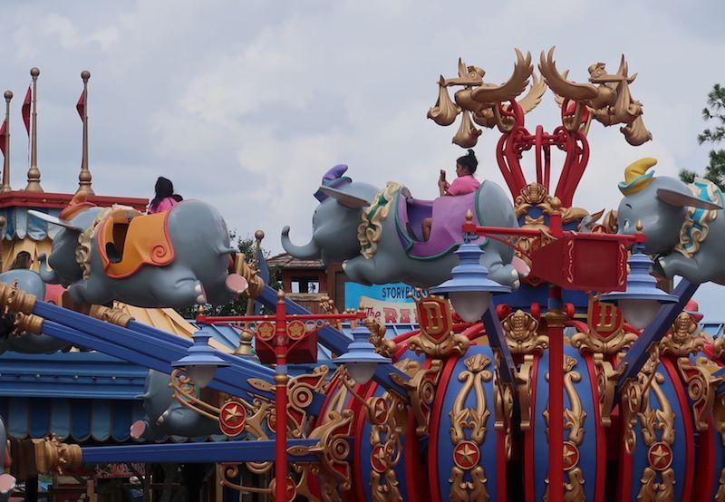 Magic Kingdom atracciones Fantasyland