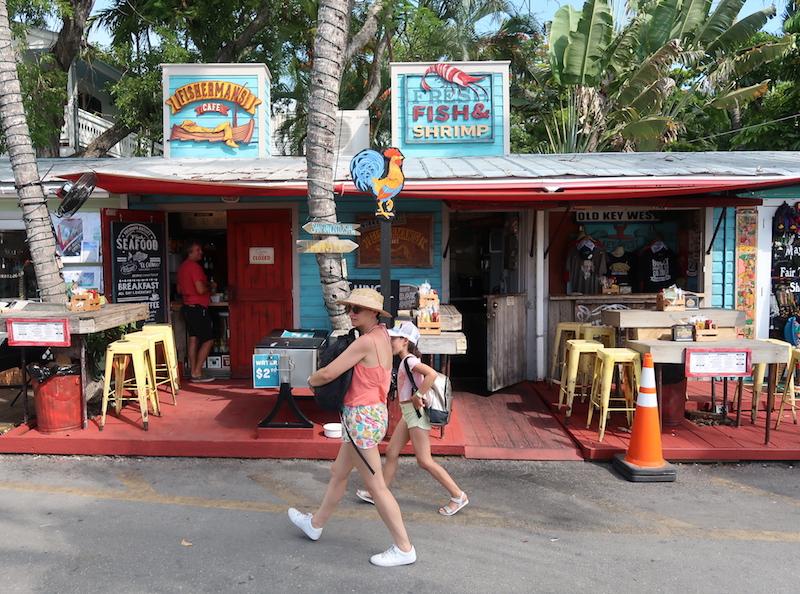 Restaurantes en Los Cayos