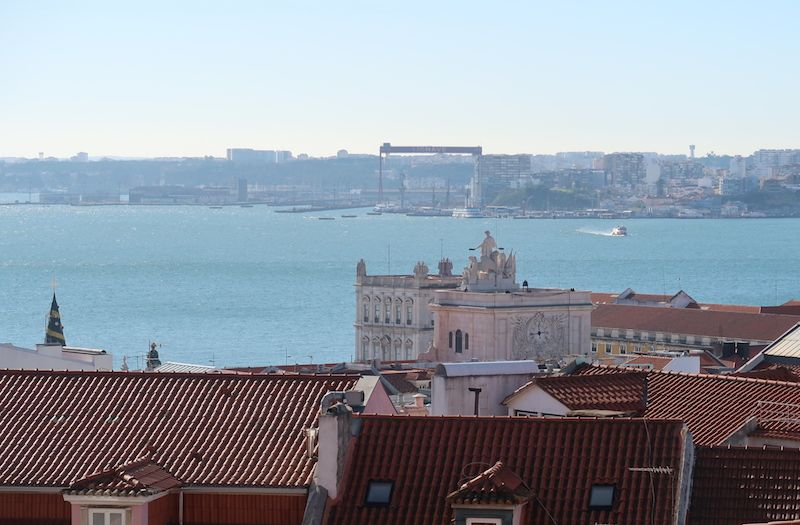 Vistas gratis de Lisboa
