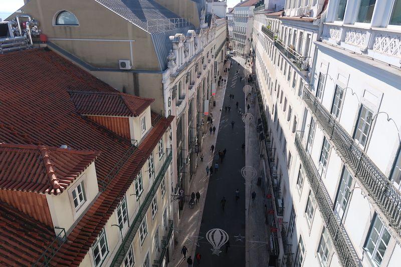 Lisboa desde Santa Justa