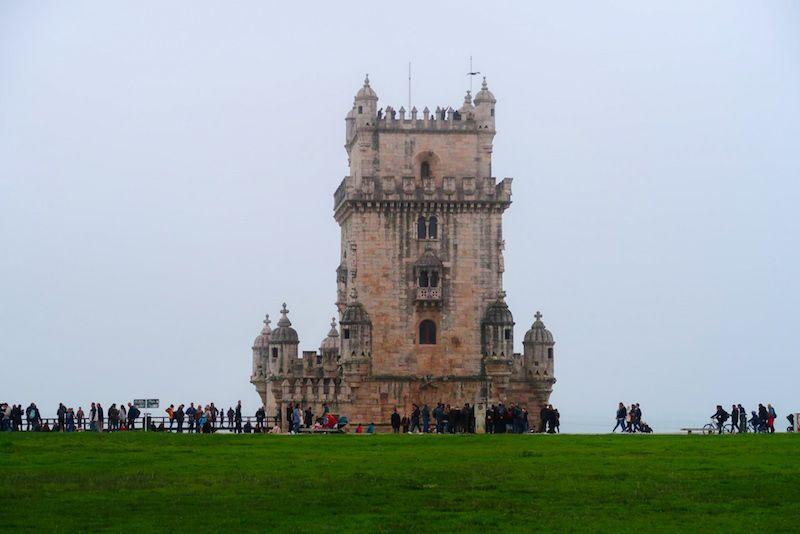la torre de belem Lisboa