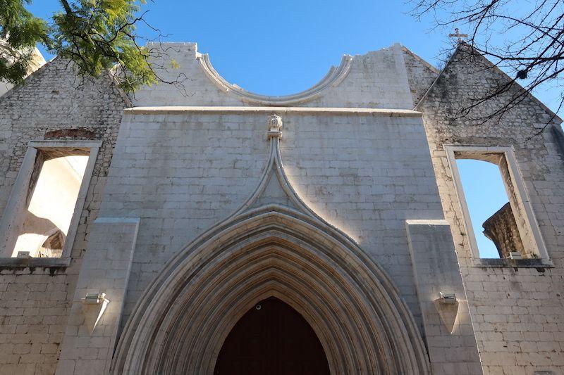 El terremoto de Lisboa historia